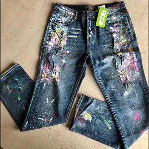 Denim - NWT  Cartise Denim Blue Jeans